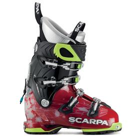 Scarpa W's Freedom SL Ski Boots Scarlet/White